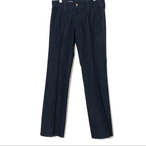 Red Engine Wide Leg Trouser Jeans